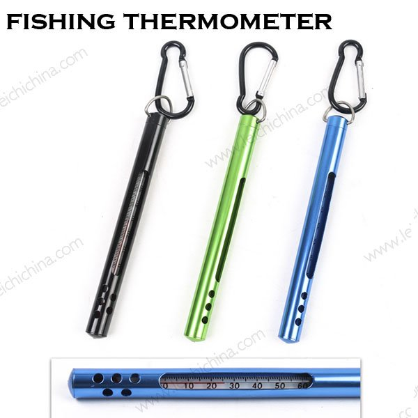 fly fishing thermometer
