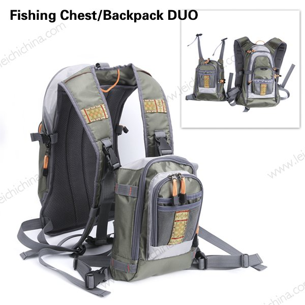 Fishing Chest 、Backpack DUO