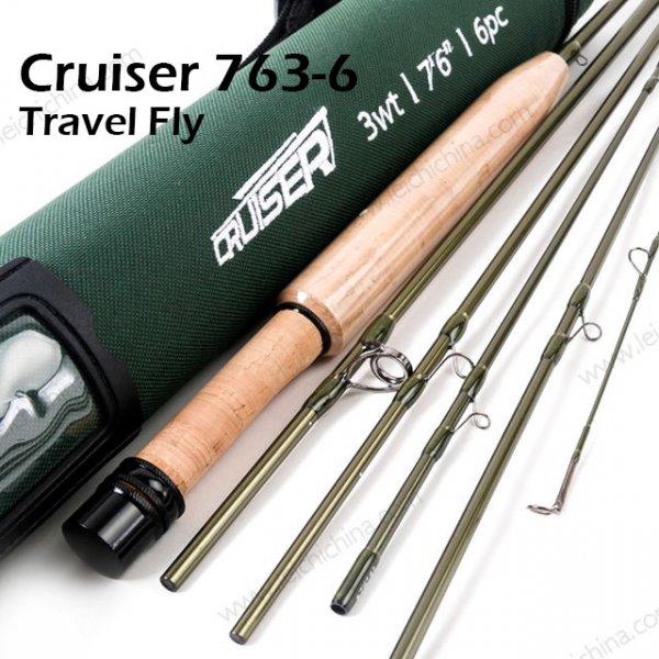 Cruiser 7636 travel fly