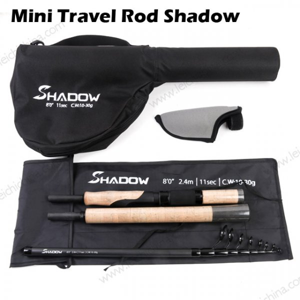 Mini Travel Rod Shadow
