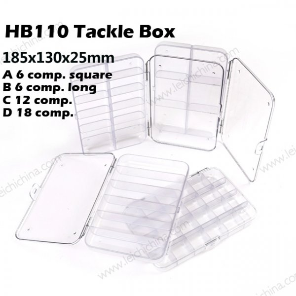 HB110 Tackle Box