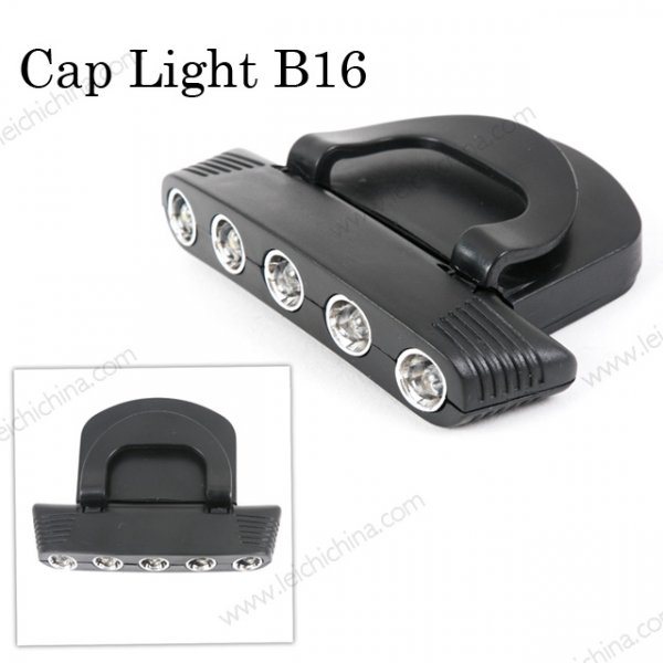 Cap Light B16