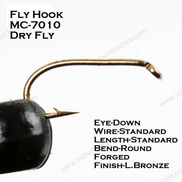 Fly Hook MC 7010