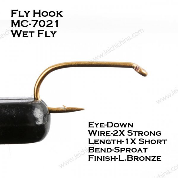 Fly Hook MC 7021