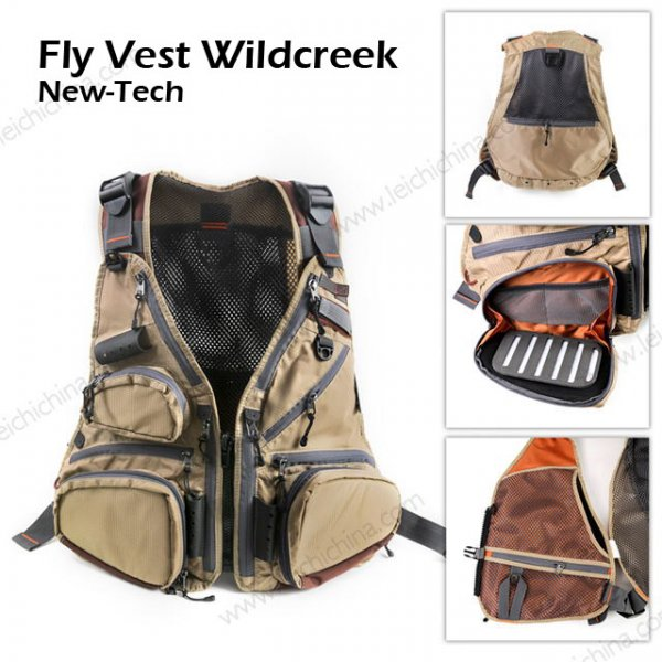 Fly Vest Wildcreek