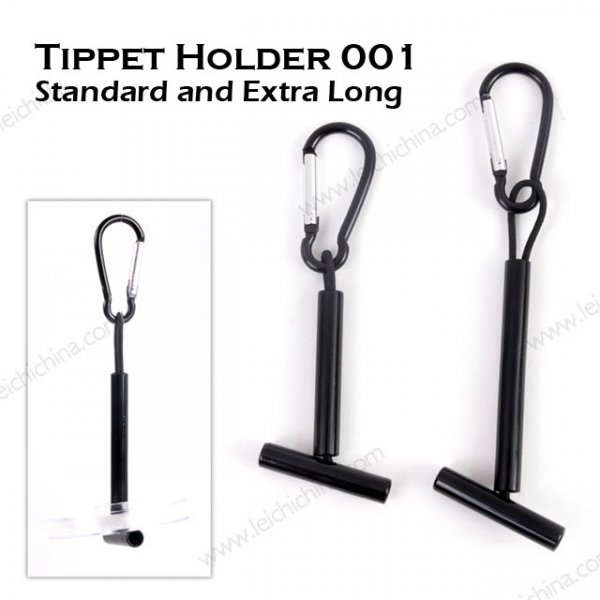 Tippet Holder 001 Standard and Extra Long