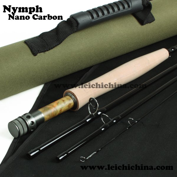 Nano IM12 Toray carbon fiber Nymph fishing fly rod