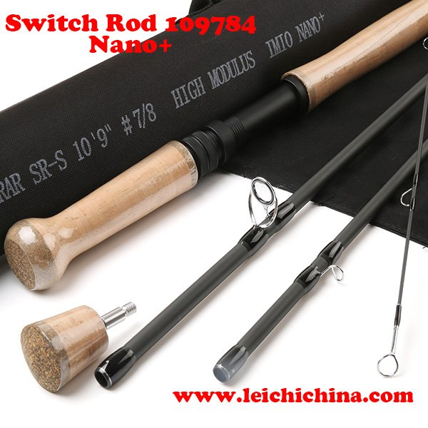 IM10/40T Toray carbon fly fishing switch rod 109784