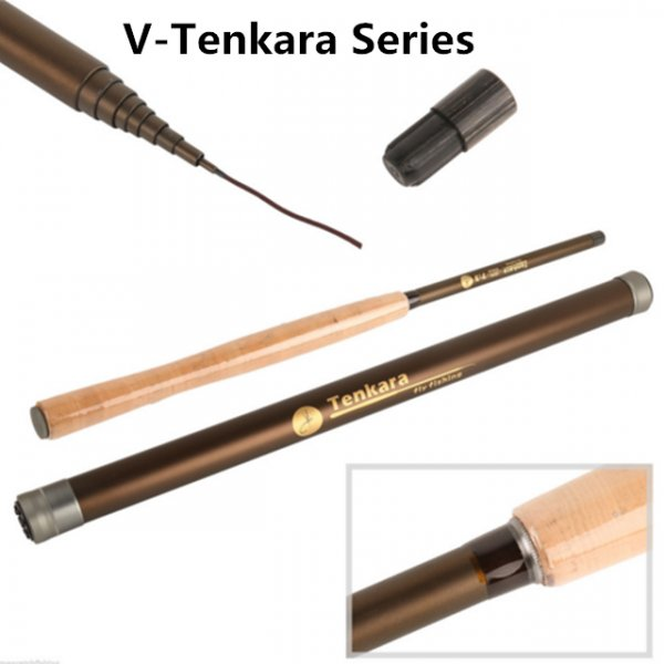 IM8/30T SK Carbon Fly Rod V-tenkara Series