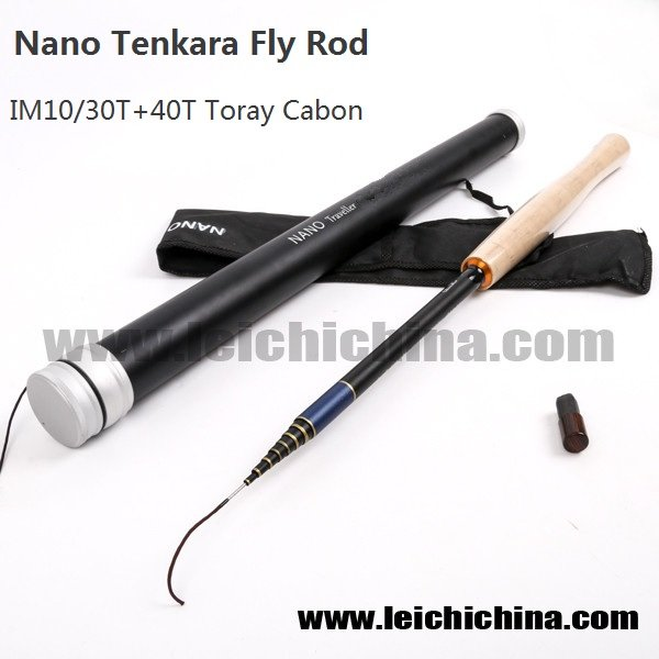 IM10/30+40T Nano Toray Cabon Tenkara Fly Rod Series