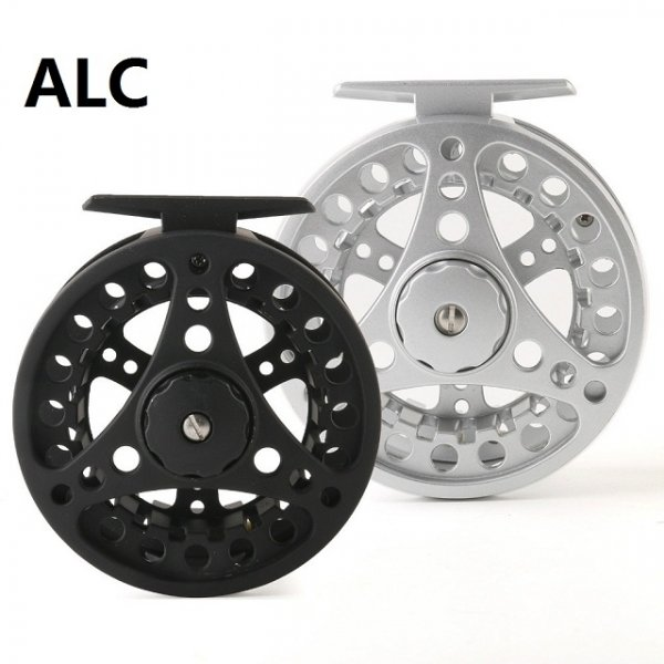 Die-casting aluminum fly fishing reel ALC