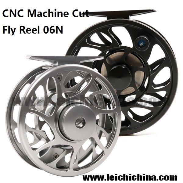 CNC Machine Cut Fly Fishing Reel 06N