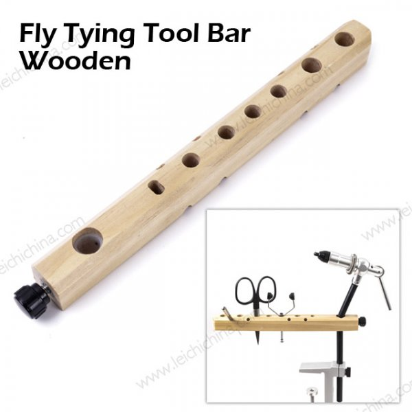 Fly Tying Tool Bar