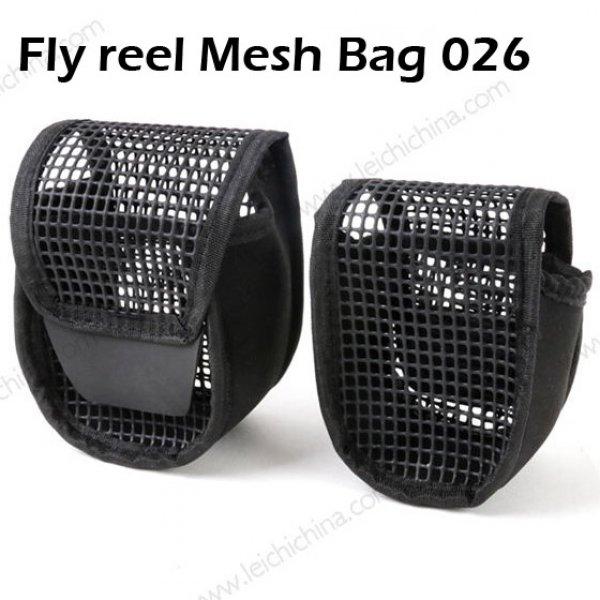 Fly Reel Mesh Bag 026