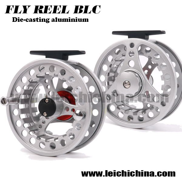 Die-Casting Aluminum Fly Fishing Reel BLC