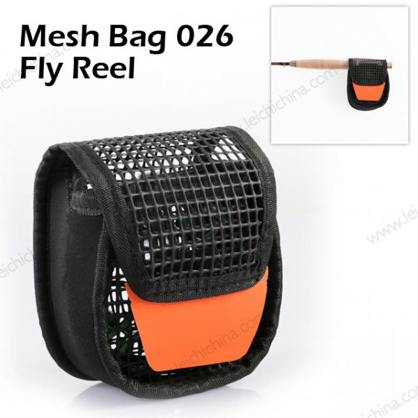 Mesh Bag 026 Fly Reel