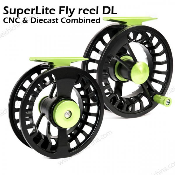SuperLite Fly reel DL