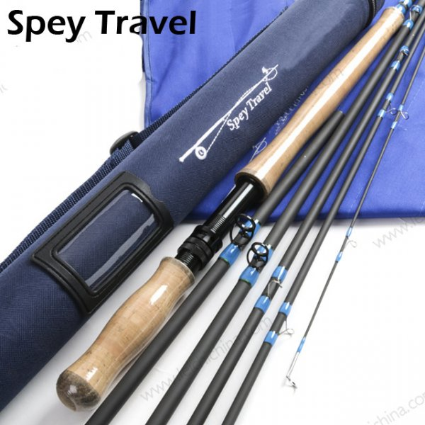 Fly Fishing Travel Spey Rod