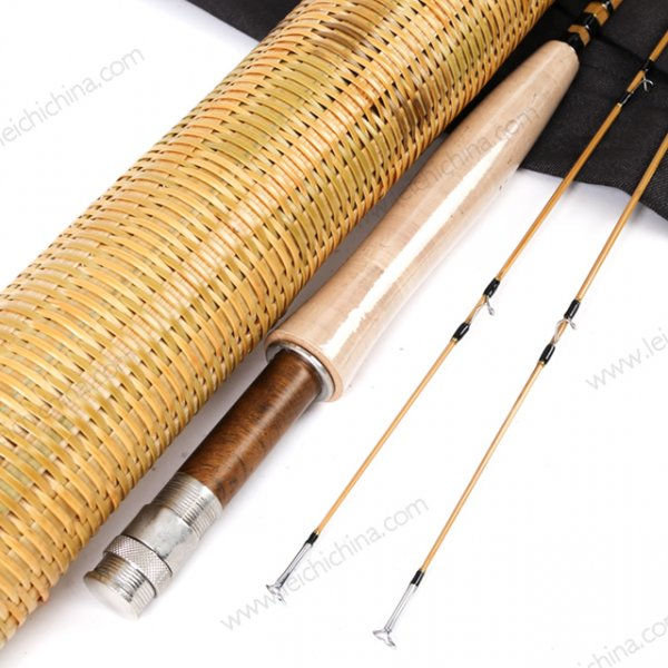 Bamboo fly rod 7'6'' 5wt 2pc Dickerson7613