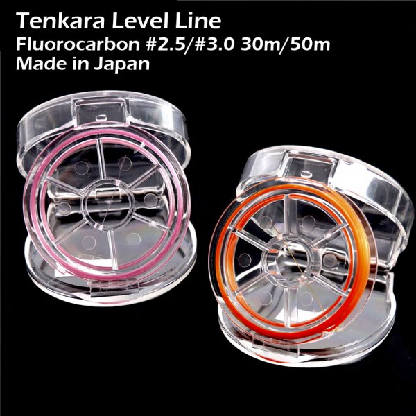 Fluorocarbon Tenkara Level Line made in Japan