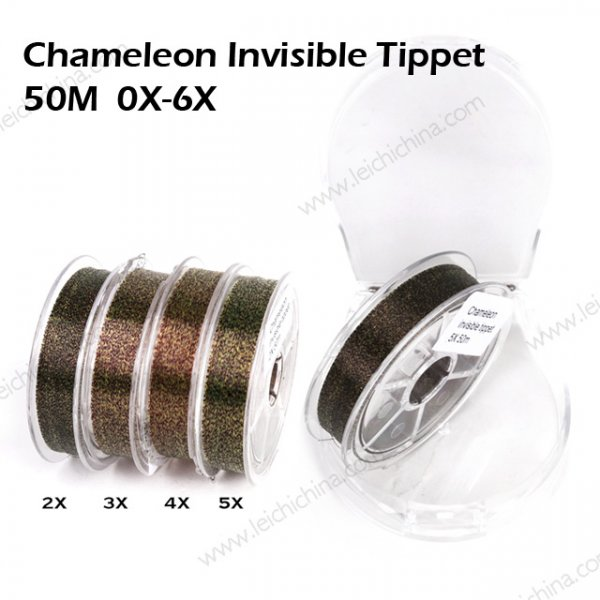 Chameleon Fly Fishing Leader/Tippet Material