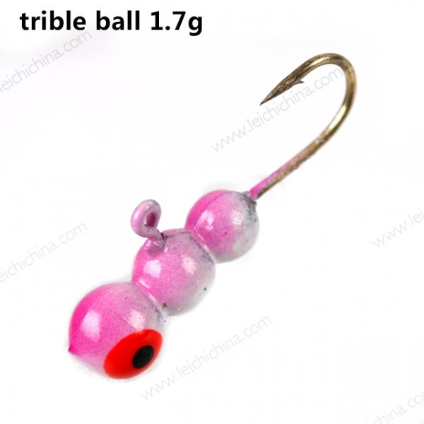 trible ball 1.7g
