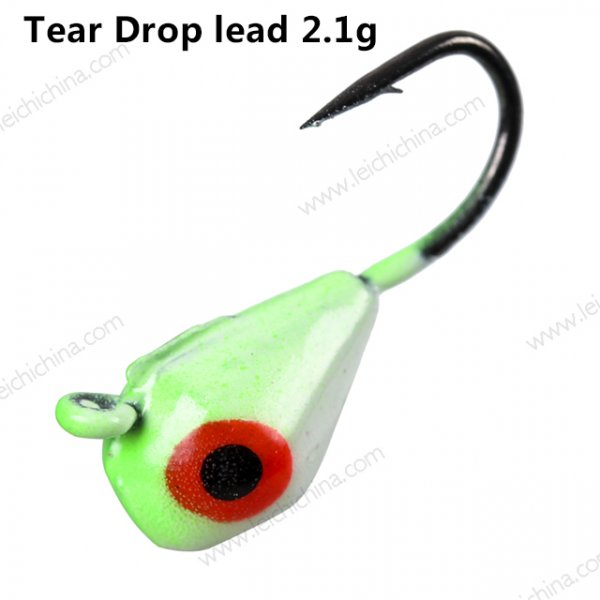 Tear Drop lead 2.1g