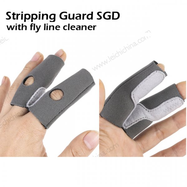 Stripping Guard SGD  with fly line cleaner