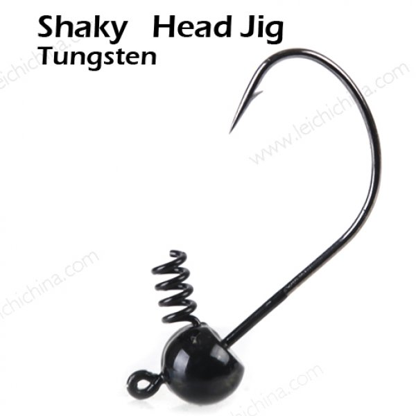 shacky head Jig Tungsten