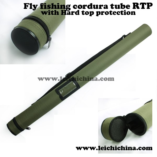 Cordura rod tube with hard top protection RTP