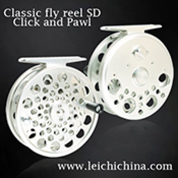 Click and Pawl Fly Feel SD