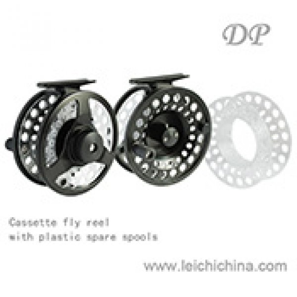 Die-casting Cassette Fly Reel DP