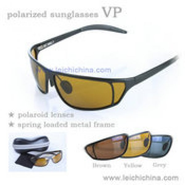 polarized titanium fishing sunglasses VP