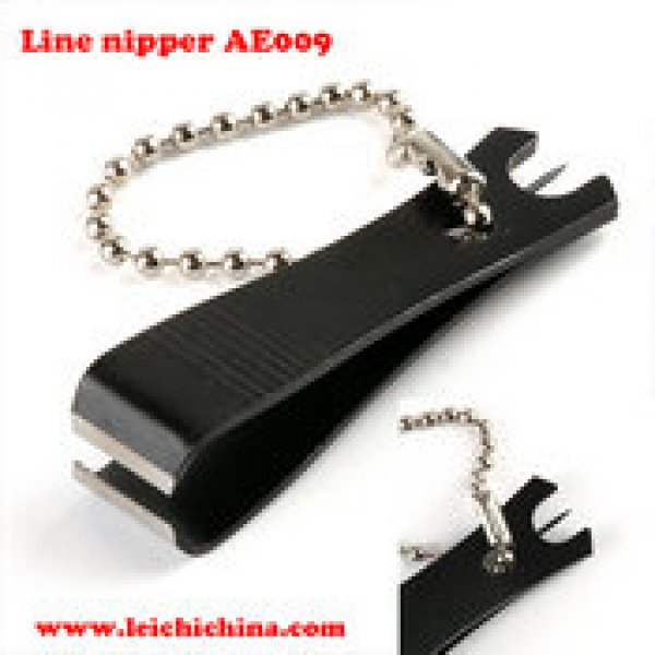 line snip with needle AE009
