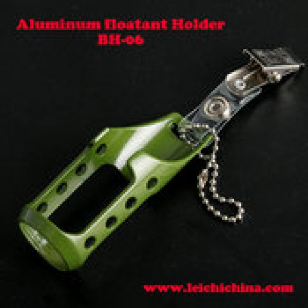 aluminum floatant bottle holder BH-06