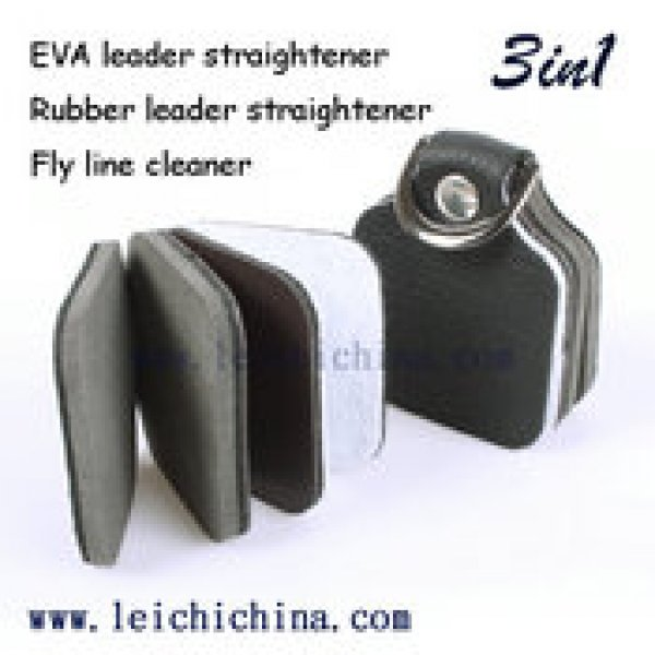 Leader Straightener and Line Cleaner 3in1 LS-03