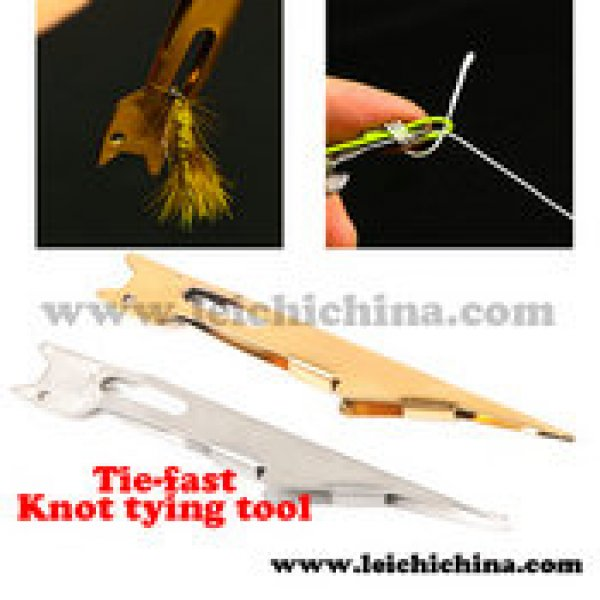 tie-fast knot tying tool
