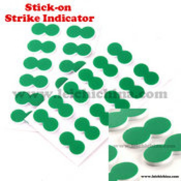 fly fishing stick on strike indicator SSI