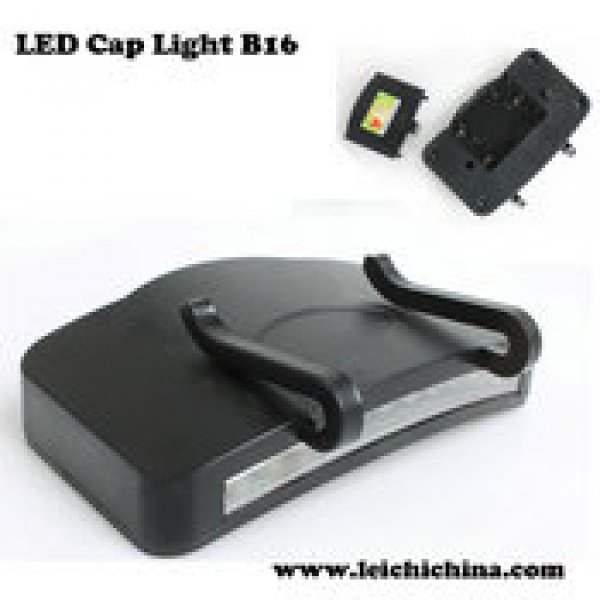 LED cap light B16