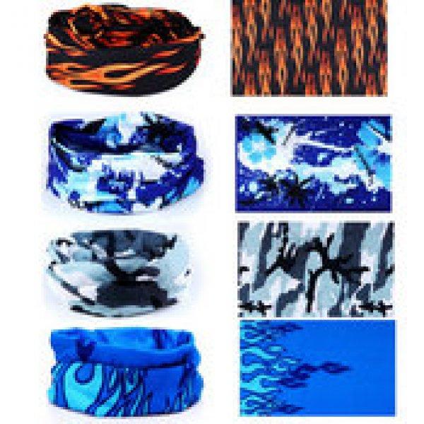 fishing seamless tube headwear