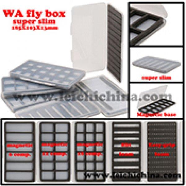 Super slim fly hook box WA
