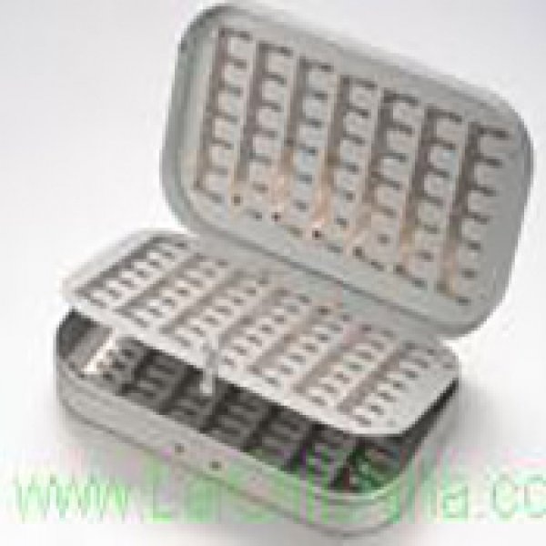 Aluminum fly box 1500-4HV-2