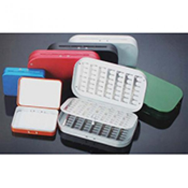 Different color Aluminum fly box