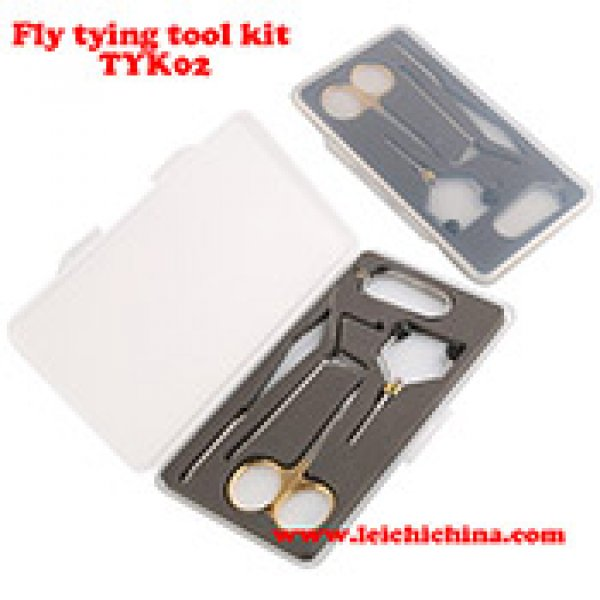 Fly tying tool kit TYK02