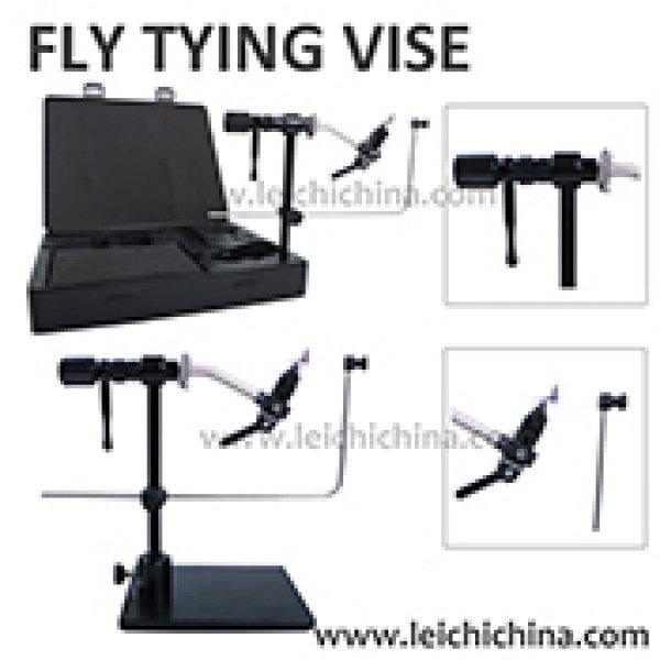 Fly tying vise