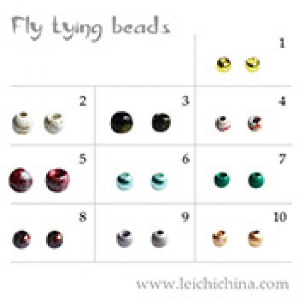 New color Tungsten beads