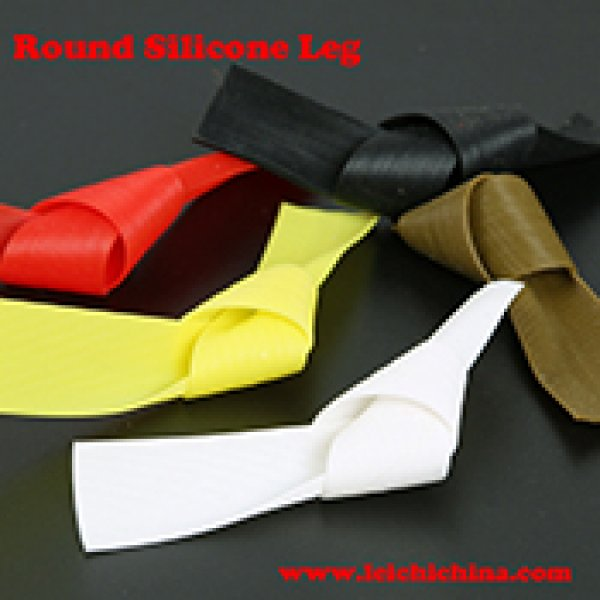 Fly tying Round Rubber Legs