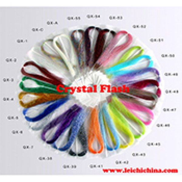 Fly tying yarn Crystal flash