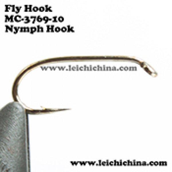 Fly tying hook Nymph Hook MC-3769