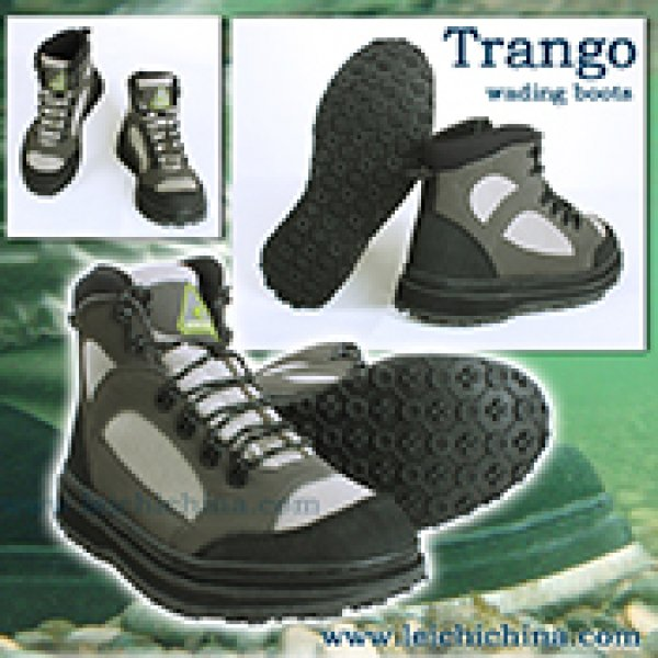 Fly fishing wading boots Trango